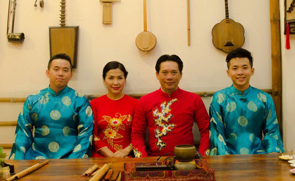 Truc Mai Family